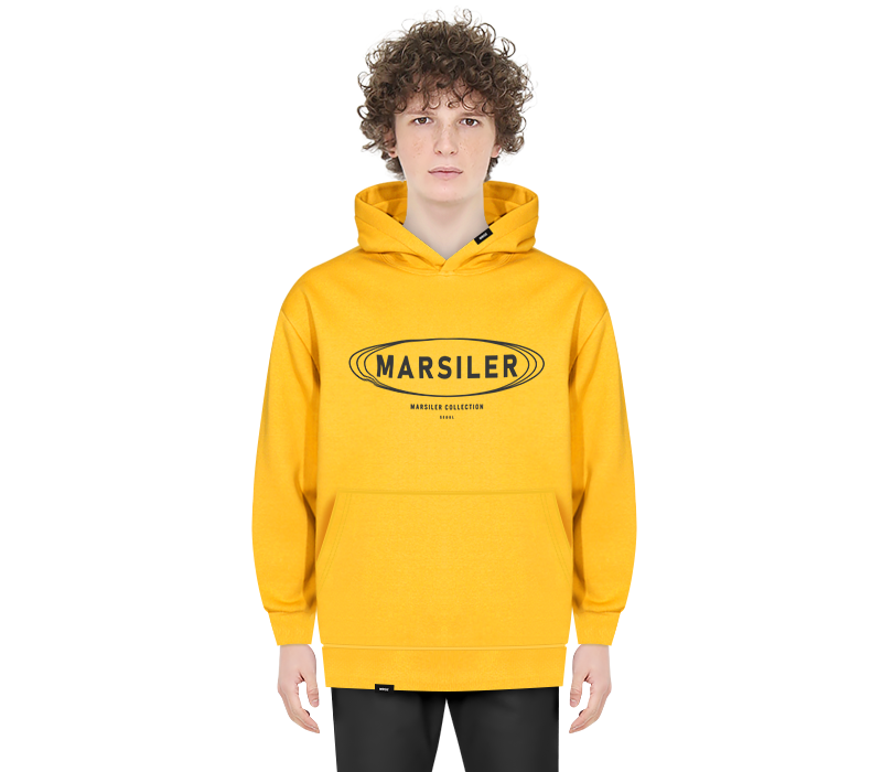 3CIRCLES HOODED YELLOW