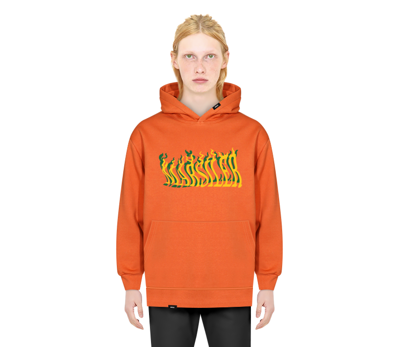 JJIN HOODED ORANGE
